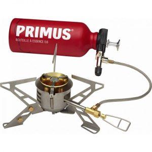PRIMUS OmniFuel II – matkapliit koos kütusepudeliga