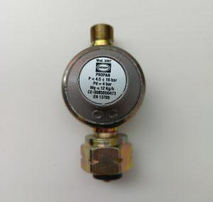 Gaasiregulaator keermega 4bar 12kg/h