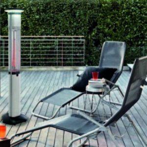 REBEL TOTEM terrassisoojendaja – elektriline