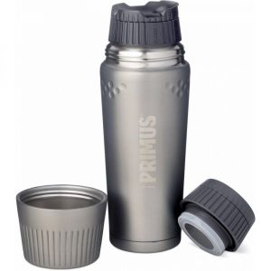 PRIMUS TRAILBREAK vacuum bottle 0.5 L – stainless steel