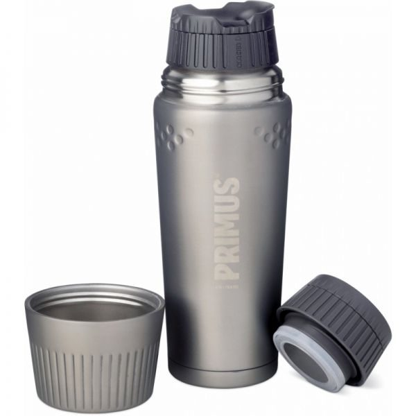PRIMUS TRAILBREAK vacuum bottle 0.5 L - stainless steel