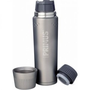PRIMUS TRAILBREAK vacuum bottle 1.0 L — stainless steel