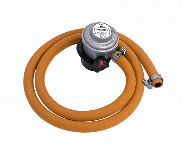 REBEL gaasiregulaatori komplekt Click-On 30 mbar