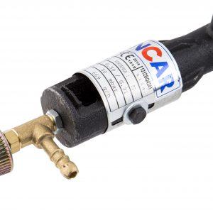 LINCAR – Malmist gaasipliit 3 jalaga 9,2 kW