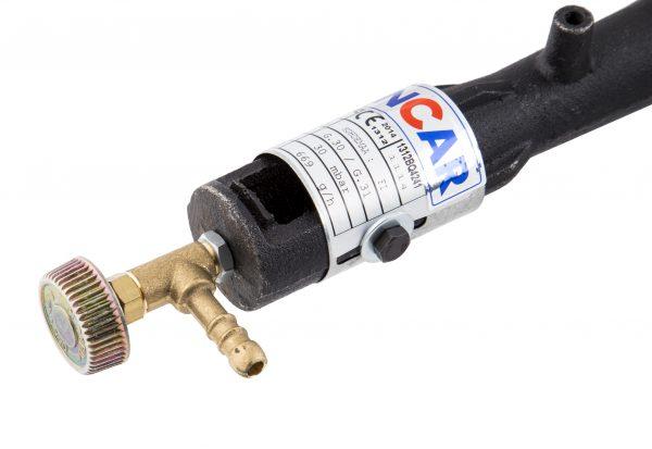 LINCAR - Malmist gaasipliit 3 jalaga 9,2 kW