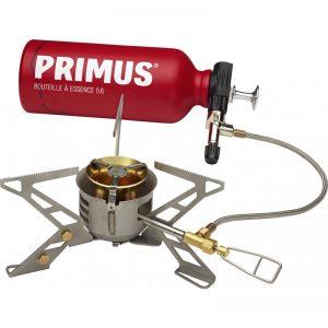 PRIMUS OmniFuel II - matkapliit koos kütusepudeliga