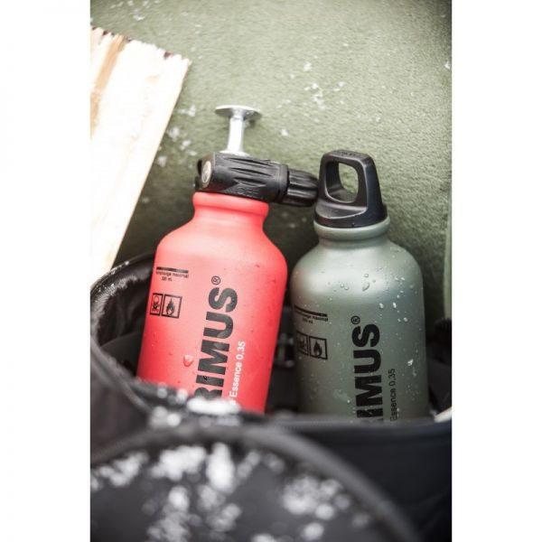 PRIMUS Fuel Bottle Forest Green 1.0L