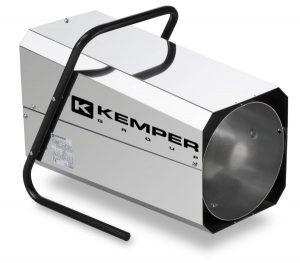 KEMPER soojapuhur 22-42 kW/h gaasiga