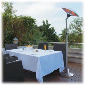 REBEL NECK terrassisoojendaja – elektriline