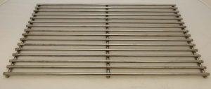 REBEL roostevaba terasest grillrest 32.5 x 45 cm