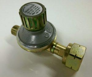 Gaasiregulaator keermega 0.5 - 4bar 12kg/h - reguleeritav
