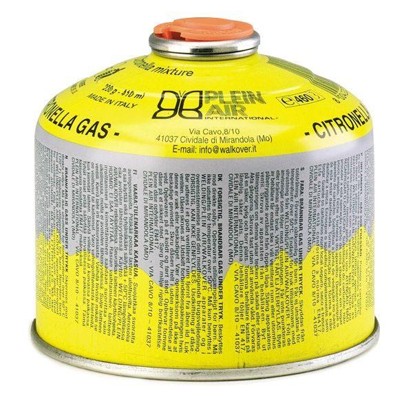 Gaasiballoon 230g sidrunilõhnaline